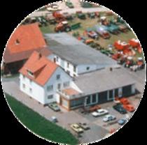 Landtechnik Güldner im Jahre 1959