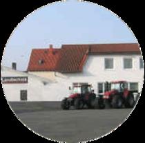 Landtechnik Güldner im Jahre 1996