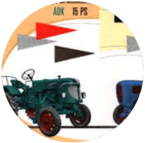 Landtechnik Güldner in den 50er und 60er Jahren
