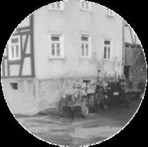 Landtechnik Güldner im Jahre 1953