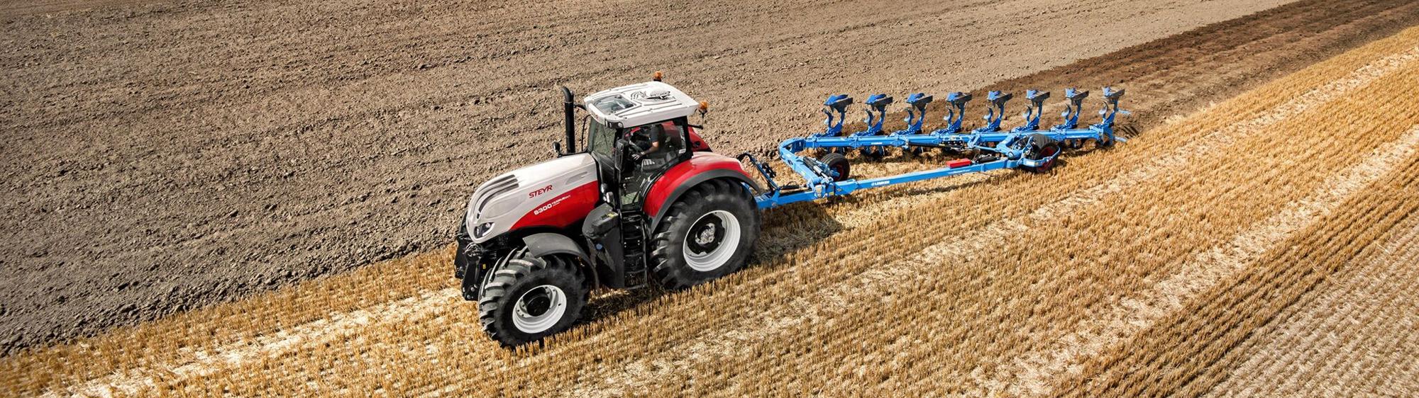 Ihr Spezialist für Bodenbearbeitung... Güldner Landmaschinen
