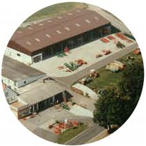 Landtechnik Güldner im Jahre 1989